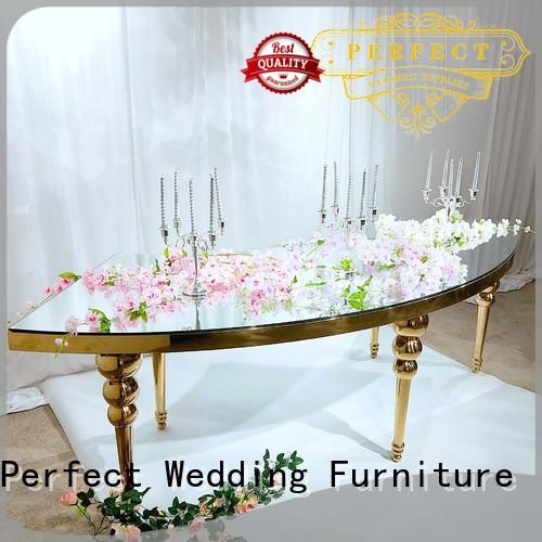 Perfect Wedding Furniture Best unique wedding table settings Supply for hotel