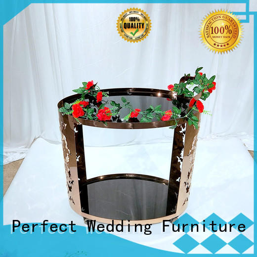 online trolley bar cart trolley manufacturer for wedding ceremony