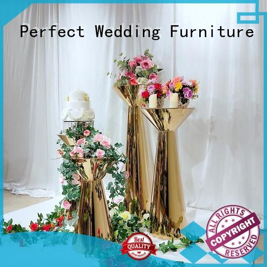 Perfect Wedding Furniture pedestal flower stand to meet your needs for home