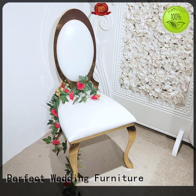 Perfect Wedding Furniture Best wedding reception chairs manufacturers for wedding ceremony