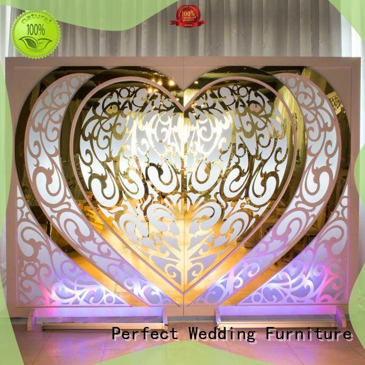 Perfect Wedding Furniture Latest wedding screen company for hotel