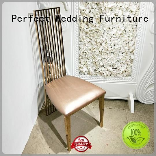 Perfect Wedding Furniture Custom bridal chair company for hotel