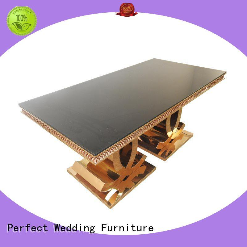 Perfect Wedding Furniture New wedding display table for business for dining room