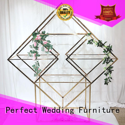 shelves large decorative shelves stainless for hotel Perfect Wedding Furniture