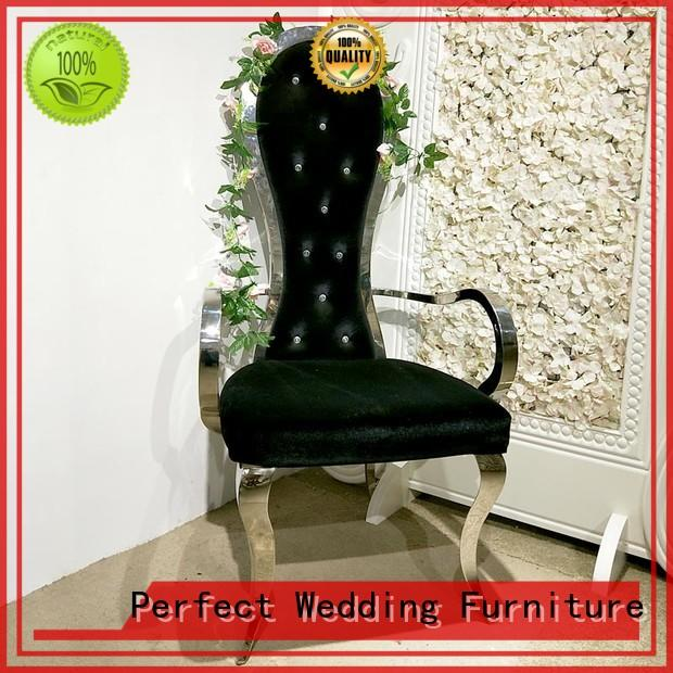small throne chair color for wedding ceremony Perfect Wedding Furniture