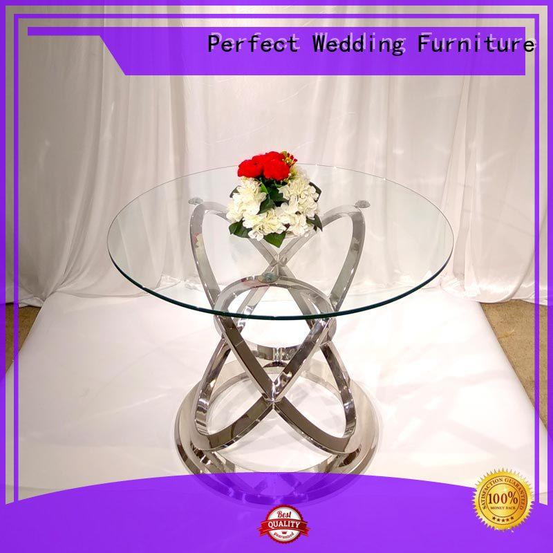 Perfect Wedding Furniture durable wedding table in various sizes for wedding ceremony