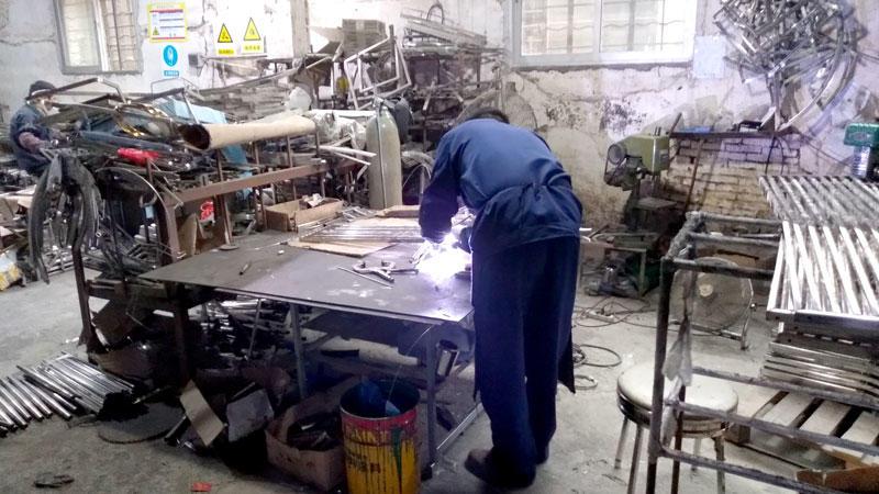 Step 5 Welding
