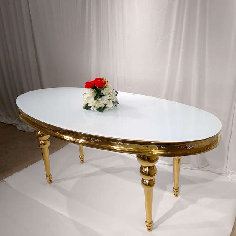 Perfect Wedding Furniture high quality wedding display table with contemporary manufacturing series for wedding ceremony-4