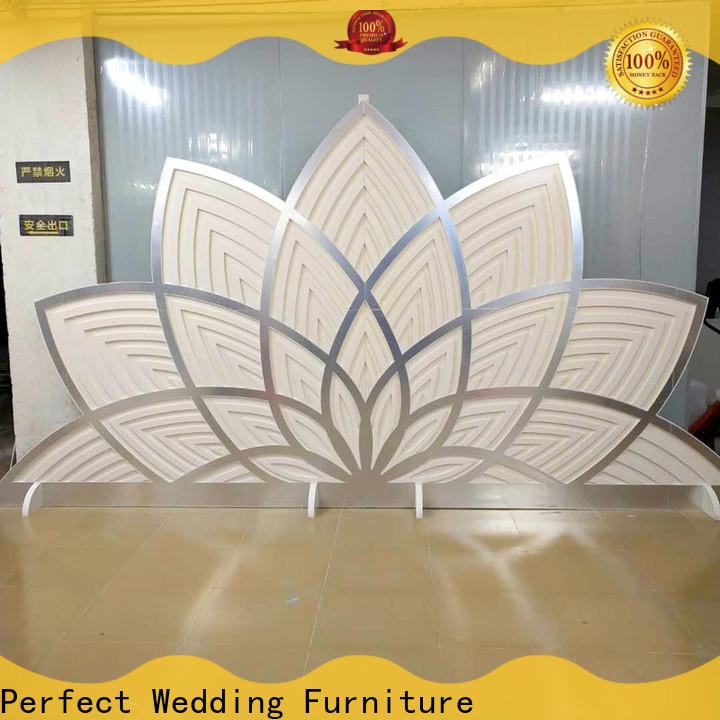 New wedding screen decorations celebration factory for home