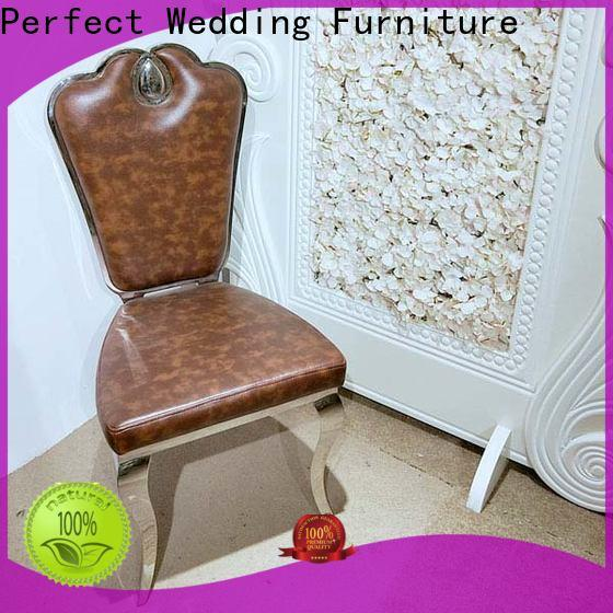 Perfect Wedding Furniture dining wedding chair company for wedding ceremony