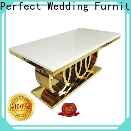 Perfect Wedding Furniture Wholesale wedding decorative items factory for hotel