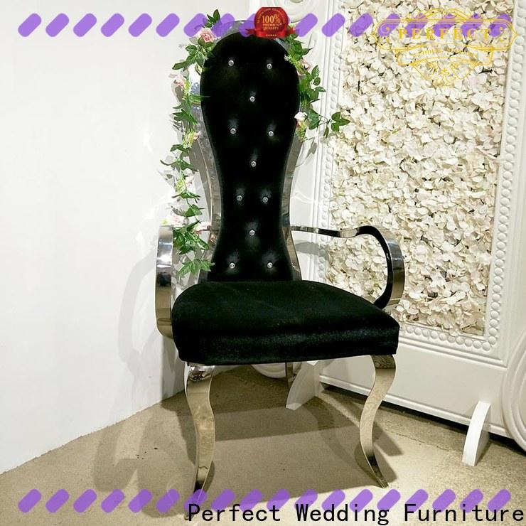 Perfect Wedding Furniture relaxing wedding throne chair Supply for hotel