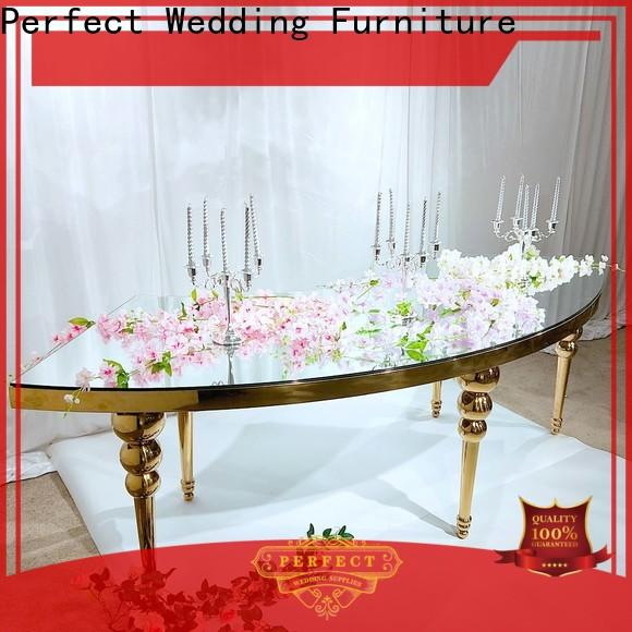 Perfect Wedding Furniture round wedding table designs manufacturers for hotel