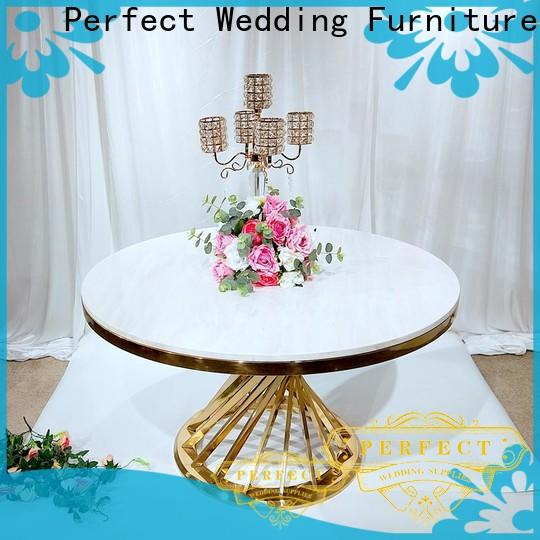 Perfect Wedding Furniture Latest small wedding table centerpieces Suppliers for wedding ceremony