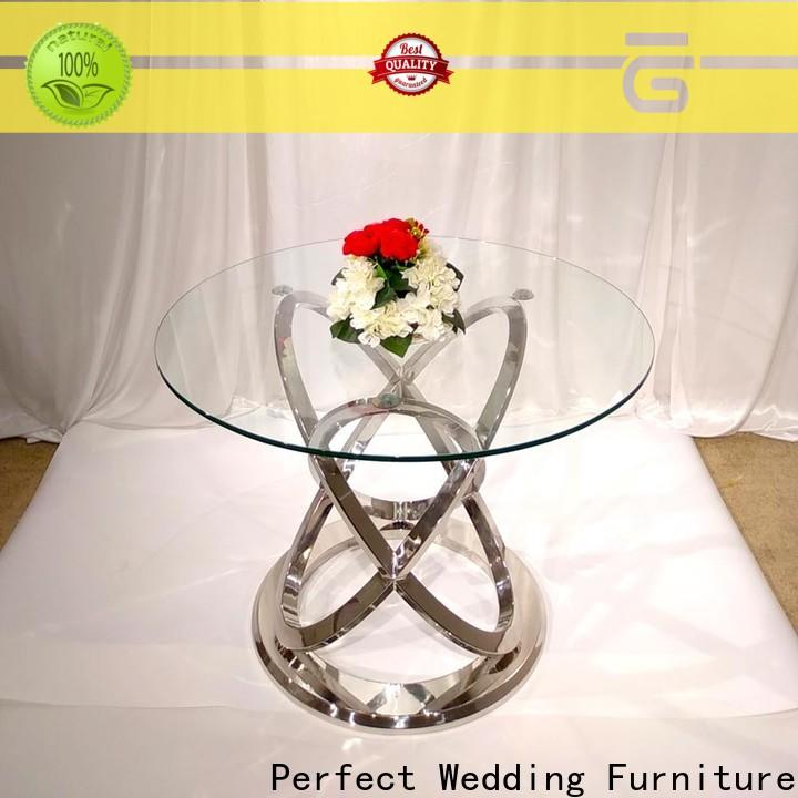 Perfect Wedding Furniture Custom formal wedding table settings manufacturers for hotel