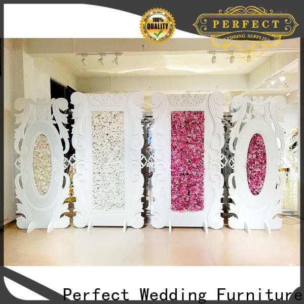 Perfect Wedding Furniture New wedding screen partition factory for home