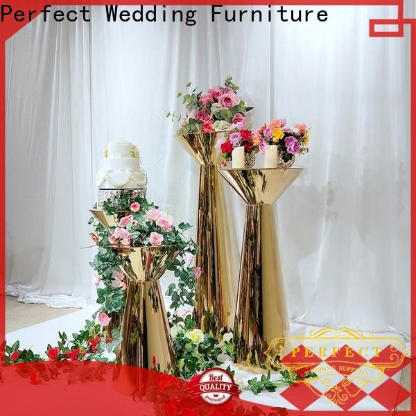 Perfect Wedding Furniture Top floral stand manufacturers for hotel
