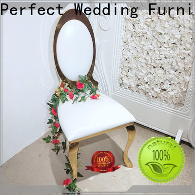 Perfect Wedding Furniture Wholesale wedding reception chairs company for hotel