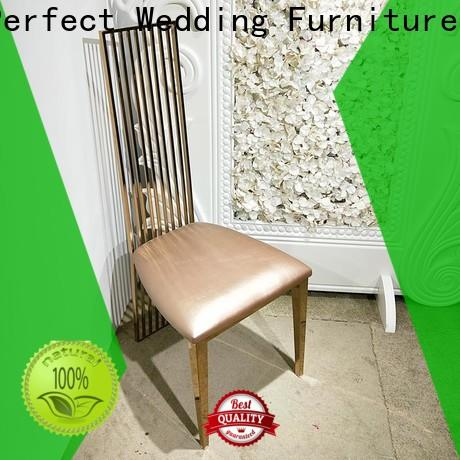 Perfect Wedding Furniture color chair for wedding factory for wedding ceremony