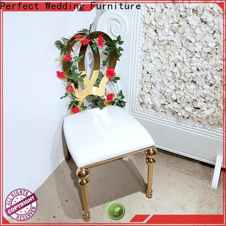 Perfect Wedding Furniture Top catering chairs company for hotel