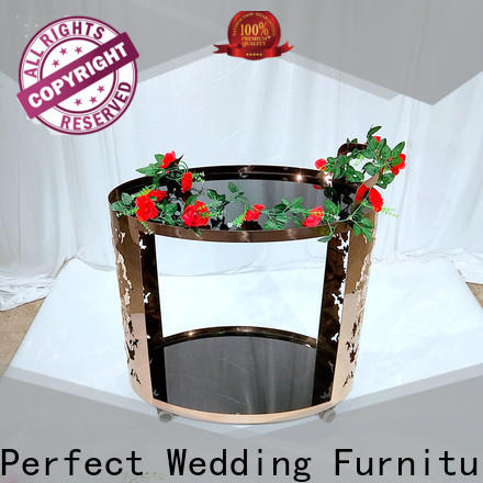 Perfect Wedding Furniture Best trolley bar cart Supply for home