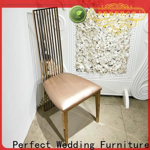 Perfect Wedding Furniture High-quality catering chairs company for hotel
