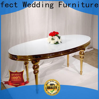 Perfect Wedding Furniture Custom wedding day decorations company for wedding ceremony