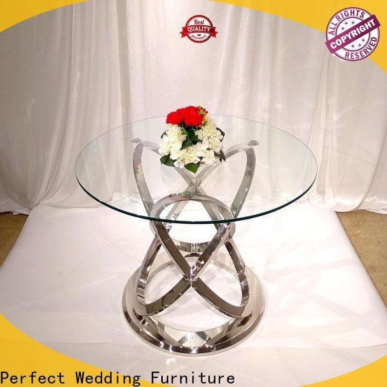 Perfect Wedding Furniture New long wedding table decorations factory for dining room