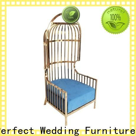 Perfect Wedding Furniture Best king throne chair company for hotel