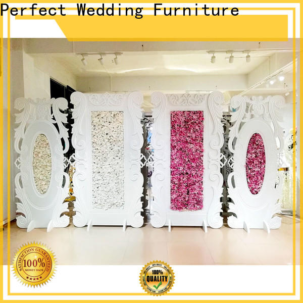 Perfect Wedding Furniture Wholesale wedding screen decorations Supply for home