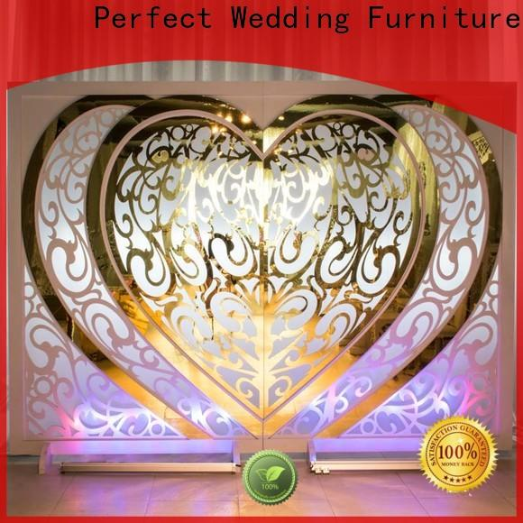 Perfect Wedding Furniture inside wedding screen decorations Supply for wedding ceremony