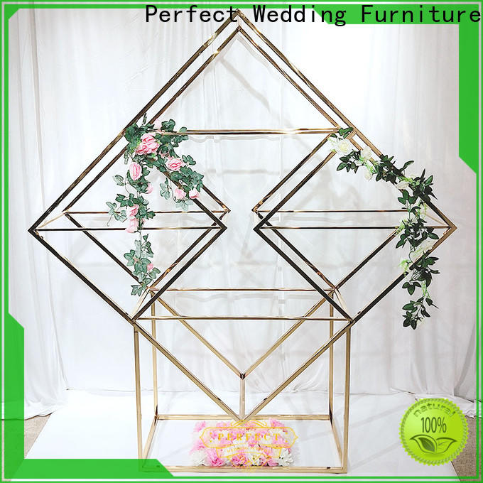 New decorative metal wall shelf steel factory fro outdoors