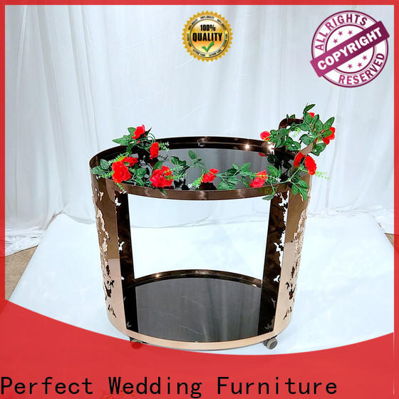 Perfect Wedding Furniture New serving cart manufacturers for hotel