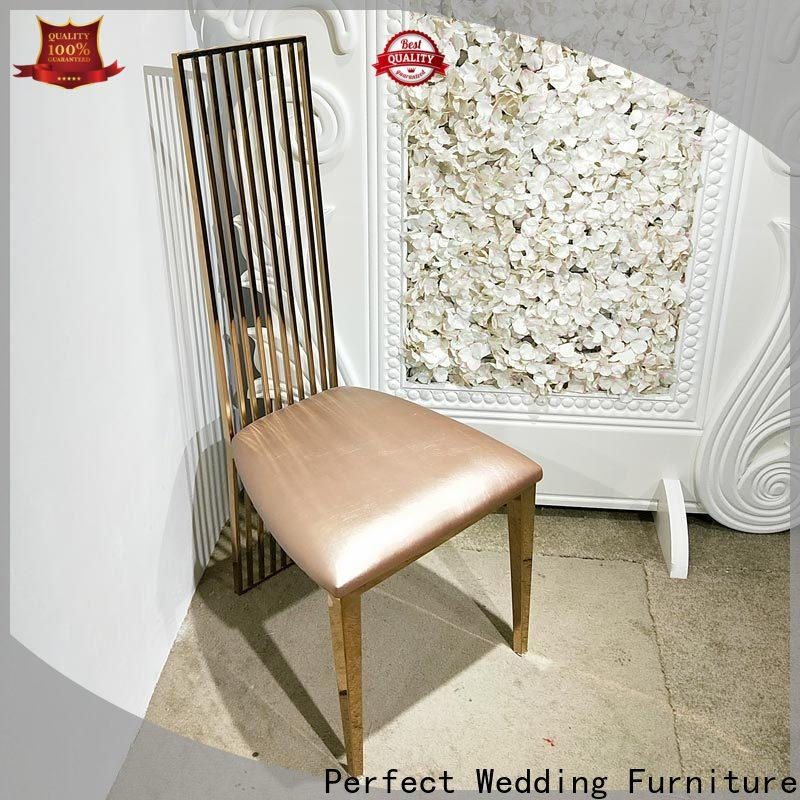 Perfect Wedding Furniture Custom catering chairs Suppliers for wedding ceremony