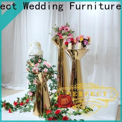 Perfect Wedding Furniture beautiful flower stand factory for home