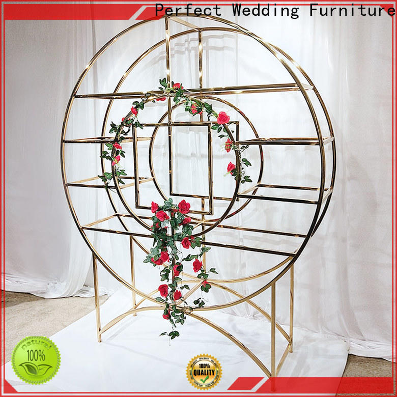 Perfect Wedding Furniture Latest display shelves company for wedding ceremony