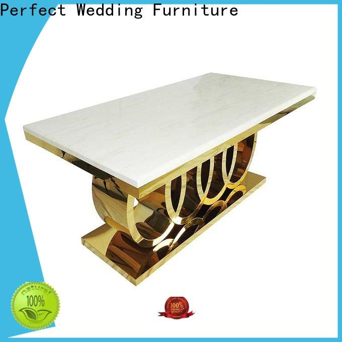 Perfect Wedding Furniture High-quality marriage decoration photos company for dining room