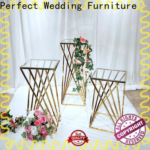 Perfect Wedding Furniture High-quality flower stand for business for wedding ceremony