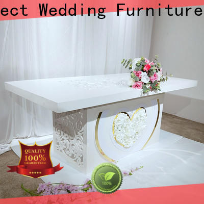 Perfect Wedding Furniture rectangle unique wedding table centerpieces company for dining room