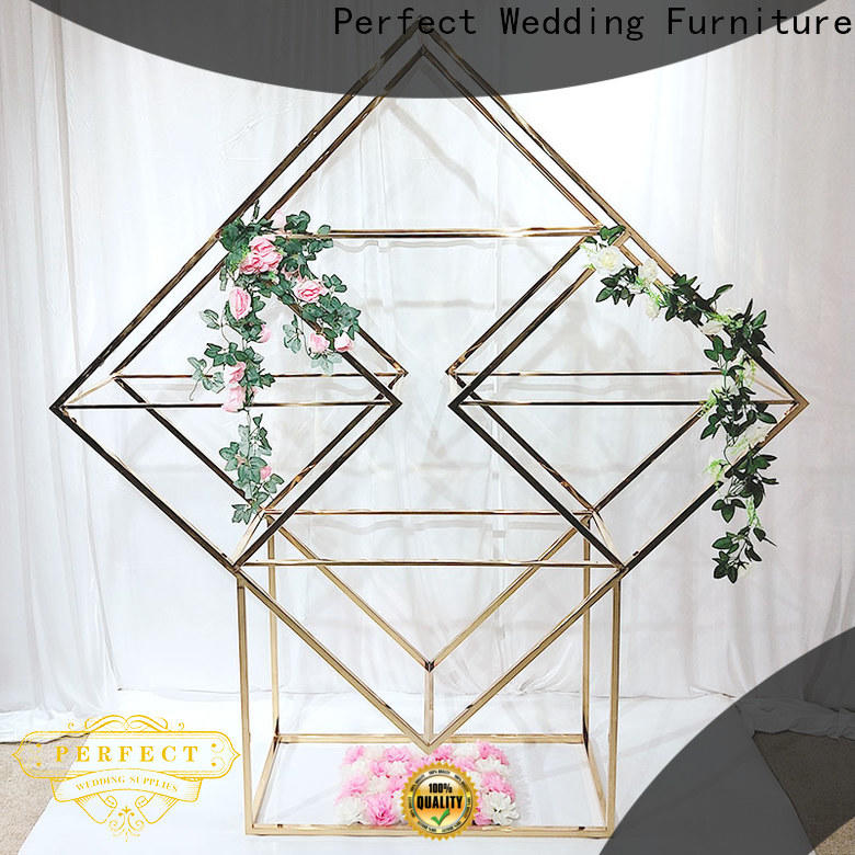 Perfect Wedding Furniture Best decorative metal wall shelf company for hotel