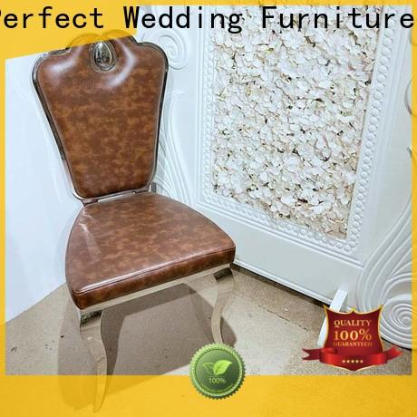 Perfect Wedding Furniture Custom catering chairs factory for hotel