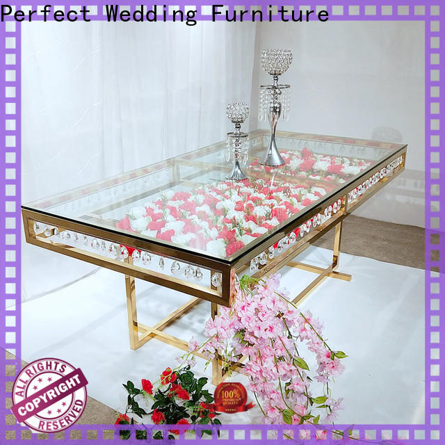 Perfect Wedding Furniture Custom cool wedding table decorations for business for wedding ceremony