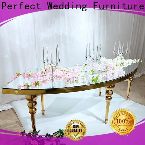 Perfect Wedding Furniture white wedding table centre decorations factory for dining room