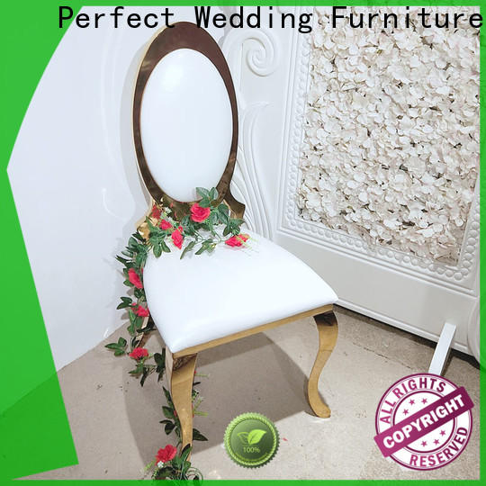 Perfect Wedding Furniture dining catering chairs manufacturers for hotel