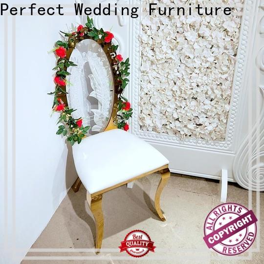 Perfect Wedding Furniture chair bridal chair manufacturers for wedding ceremony