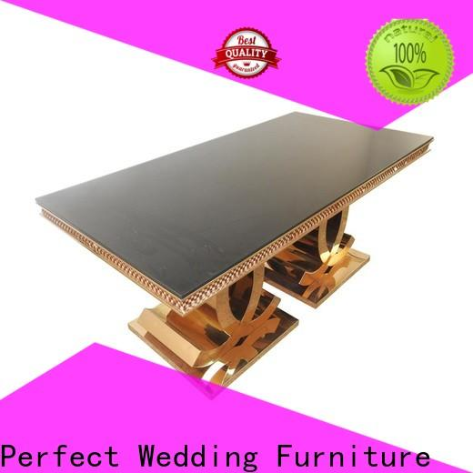 Perfect Wedding Furniture Latest elegant wedding reception table settings for business for dining room