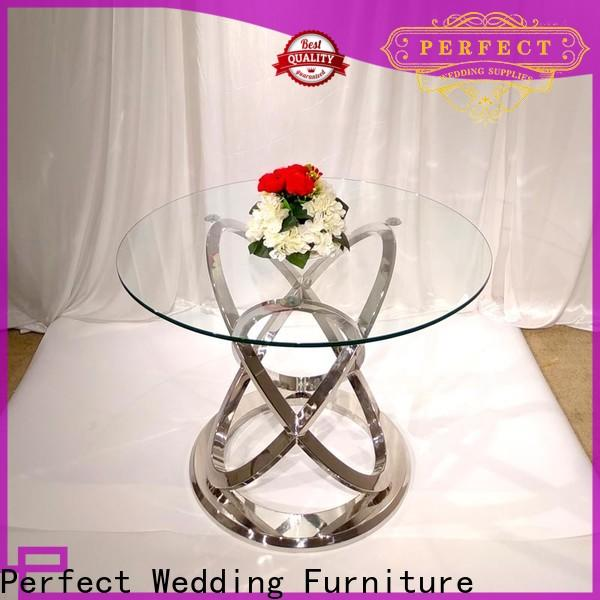 Custom wedding table setting decorations stainless Supply for dining room