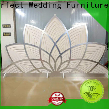 Perfect Wedding Furniture Latest wedding screen partition Suppliers for hotel