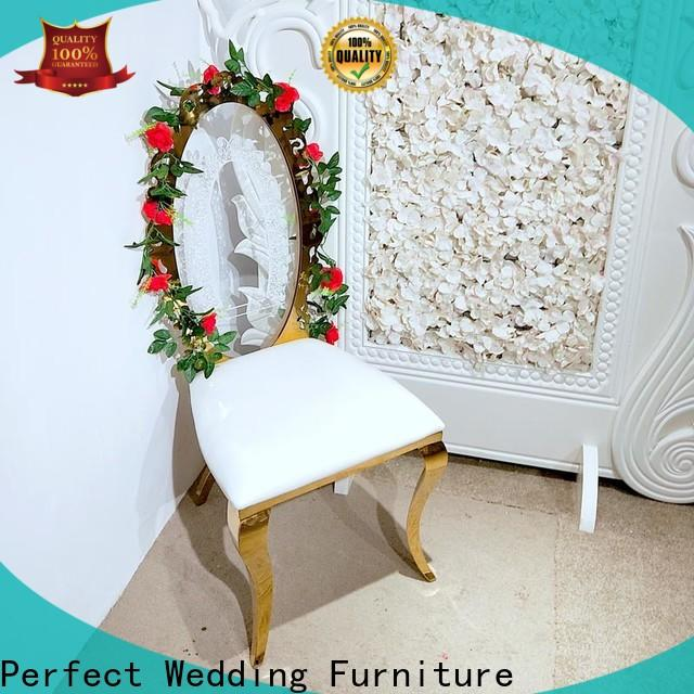 Best party tables and chairs laser Suppliers for wedding ceremony