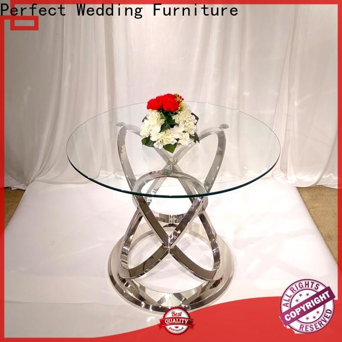 Perfect Wedding Furniture High-quality cheap table decorations for wedding receptions Supply for hotel